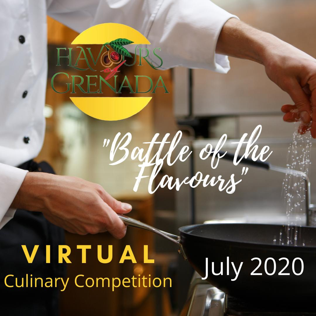 virtual culinary competition